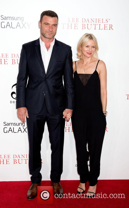 Liev Schreiber and Naomi Watts 8