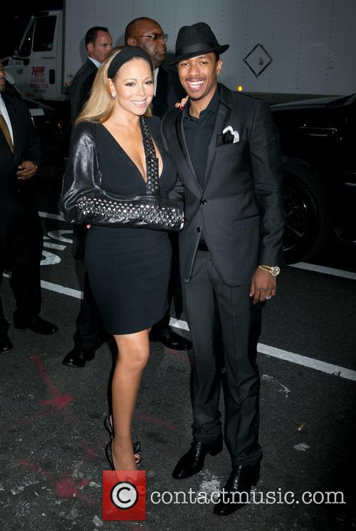 mariah carey nick cannon new york premiere  3800190