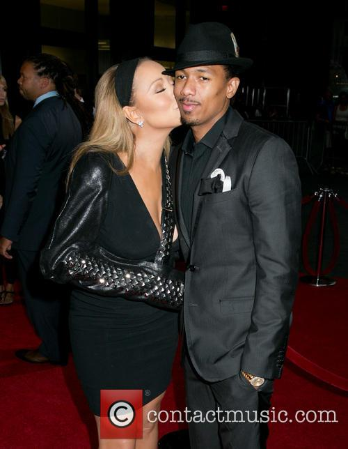 Mariah Carey, Nick Cannon, Ziegfeld Theater