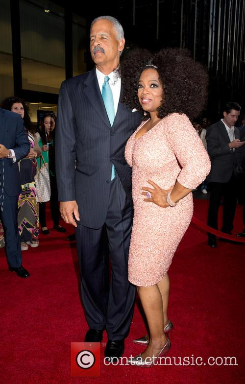 Stedman Graham and Oprah Winfrey 11