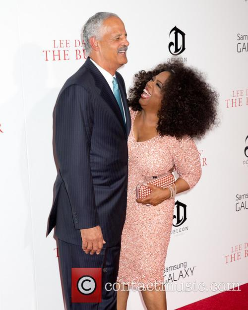 Stedman Graham and Oprah Winfrey 12
