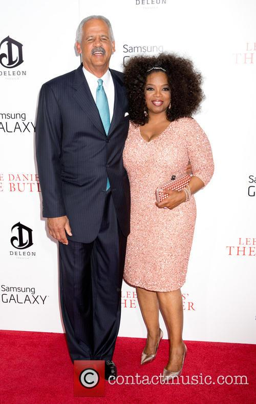 Stedman Graham and Oprah Winfrey 13