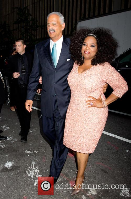Stedman Graham and Oprah Winfrey 14