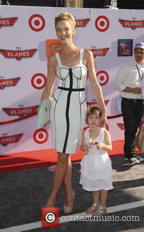Ashley Scott and Family 1