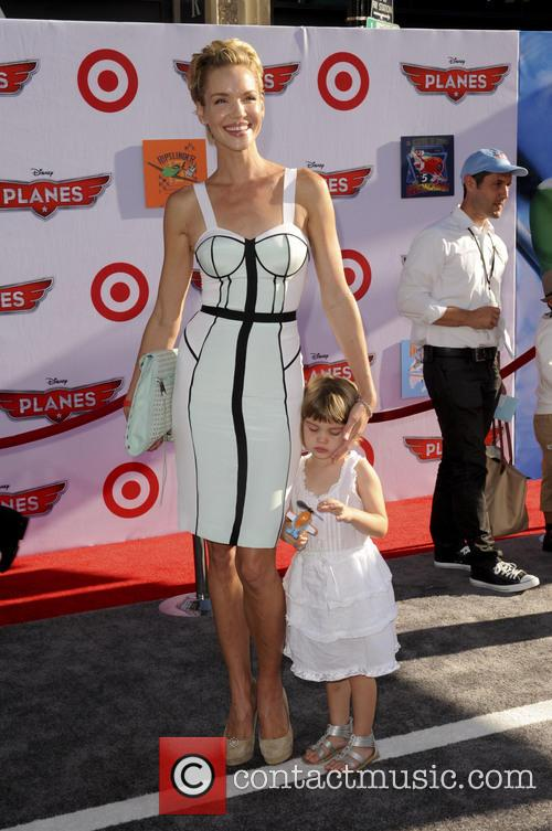 Ashley Scott and Family 2