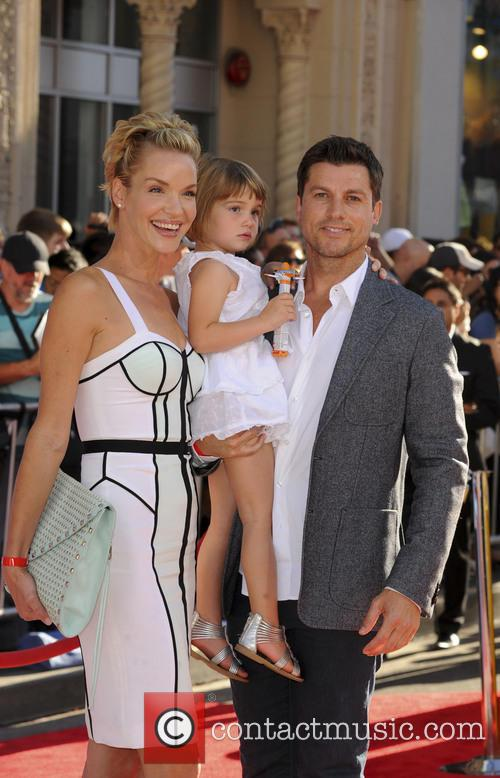 Ashley Scott and Family 3