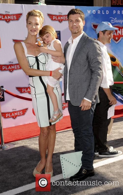Ashley Scott and Family 4