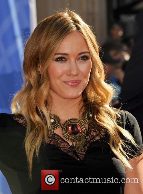 Hilary Duff, Disney
