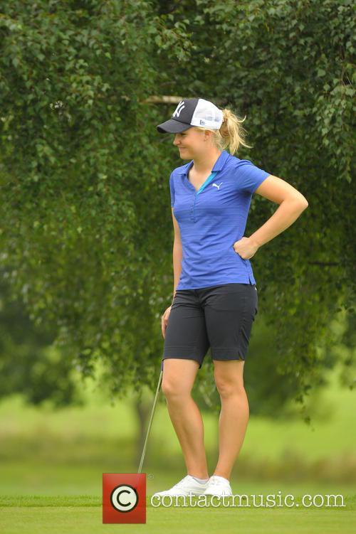 British Par 3 Pro Am Celebrity Golf Day...