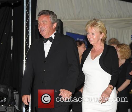 Tony Jacklin Cbe and Astrid Jacklin 1