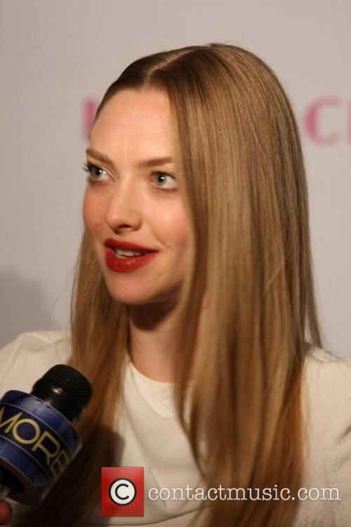 Amanda Seyfried, Planet Hollywood Hotel and Casino, Planet Hollywood
