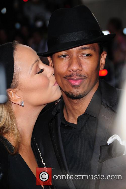 Mariah Carey. and Nick Cannon 3