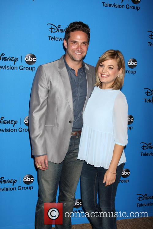 Brandon Barash and Kirsten Storms 3