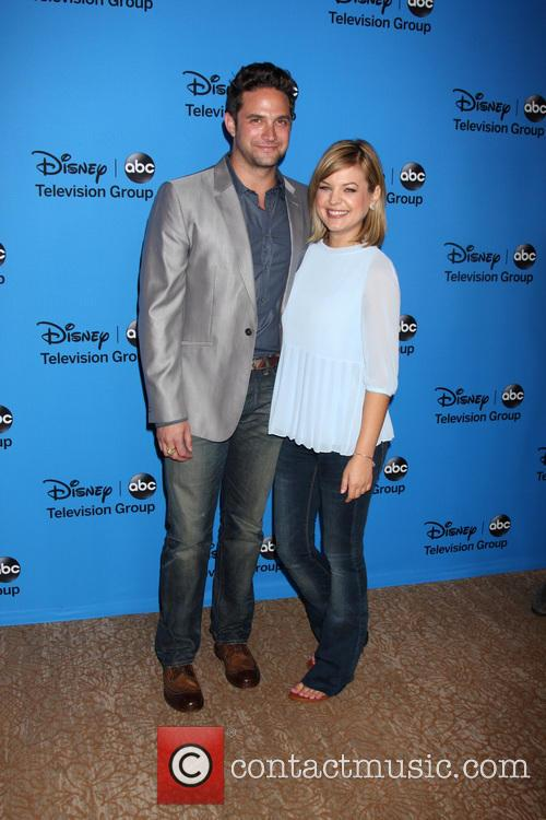 Brandon Barash and Kirsten Storms 5