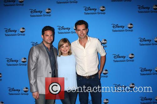 Kirsten Storms, Brandon Barash and Jason Thompson 5