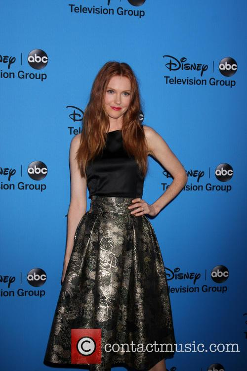 Darby Stanchfield, Beverly Hilton Hotel