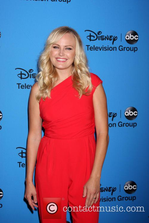 Malin Akerman, Beverly Hilton Hotel