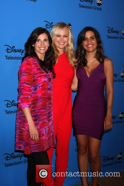 Michaela Watkins, Malin Akerman and Natalie Morales 1