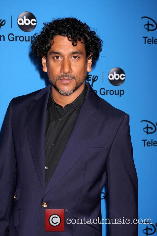 Naveen Andrews, Beverly Hilton Hotel