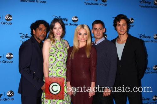Naveen Andrews, Sophie Lowe, Emma Rigby, Michael Socha and Peter Gadiot