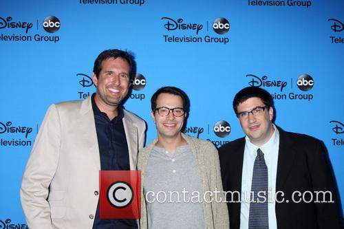 Steve Pearlman, Edward Kitsis and Adam Horowitz 10