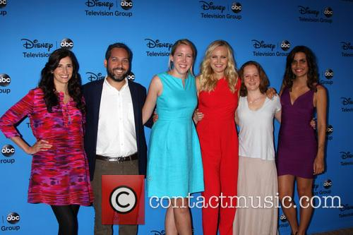Trophy Wife Cast, Malin Akerman and Producers 1