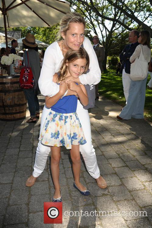 Ali Wentworth and Daugher Harper Stephanopolous 3