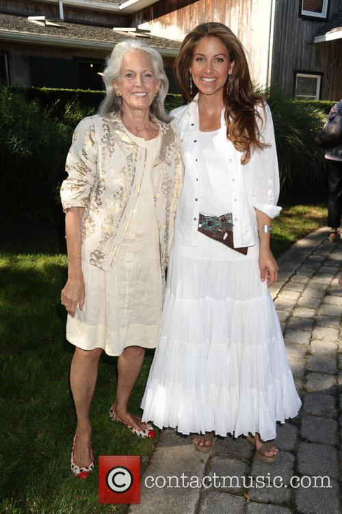 Ralph Lauren, Susan Patricoff and Dylan Lauren