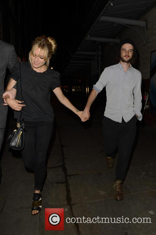 Sienna Miller and Tom Sturridge 10