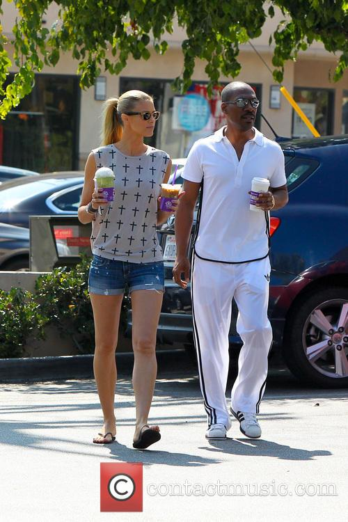 Eddie Murphy and Paige Butcher 2