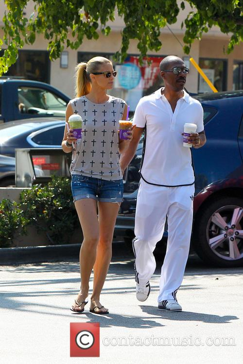 Eddie Murphy and Paige Butcher 7