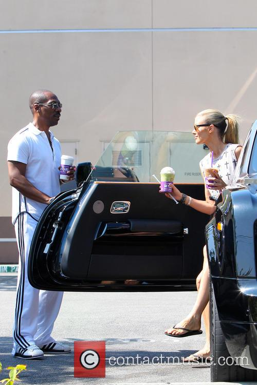 Eddie Murphy and Paige Butcher 8