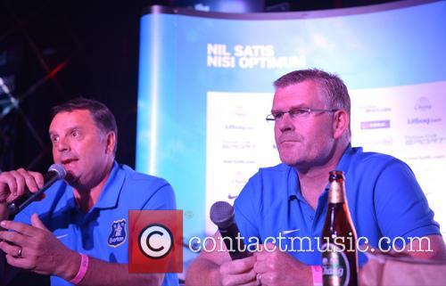 Graeme Sharp and Darren Griffiths 5