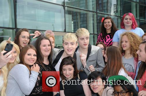 John Grimes, Edward Grimes and Jedward 4