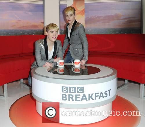 John Grimes, Edward Grimes and Jedward 5