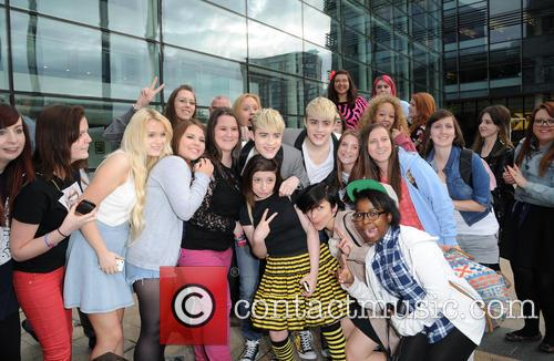 John Grimes, Edward Grimes and Jedward 10