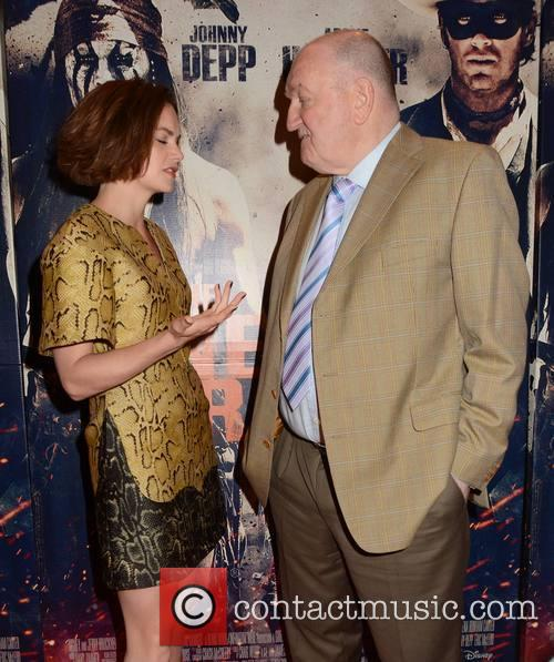 Ruth Wilson and George Hook 9