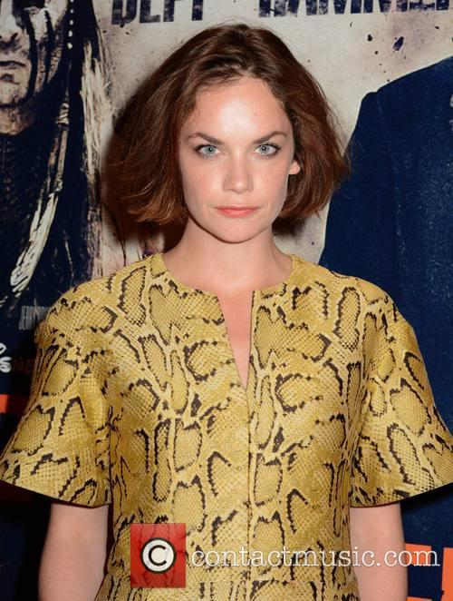 Ruth Wilson, The Lone Ranger Premiere