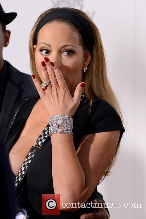 Mariah Carey Shocked