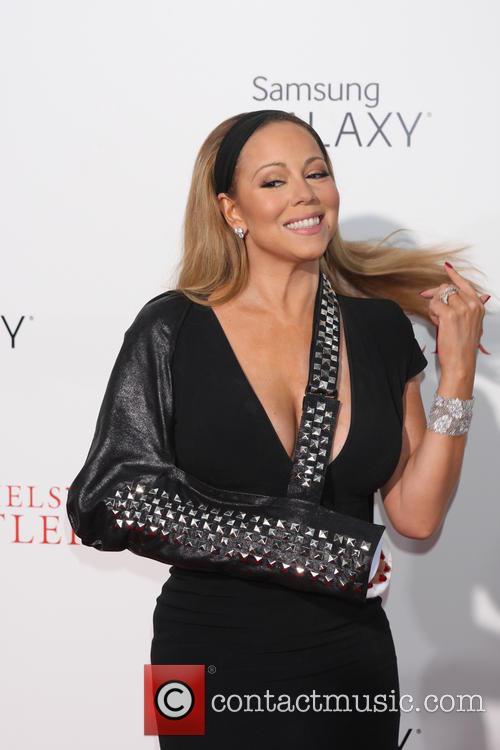Mariah Carey, ziegfeld Theatre