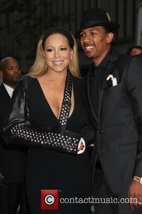 Nick Cannon and Mariah Carey 4