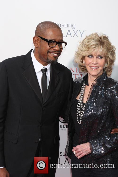 Jane Fonda and Forest Whitaker 2