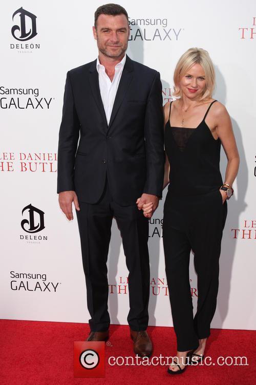 Liev Schreiber and Naomi Watts 2