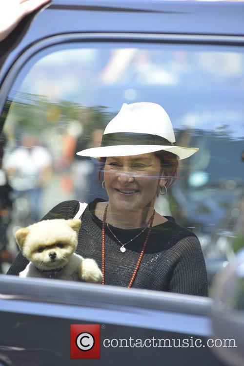 Sharon Osbourne and Mr. Chips 7