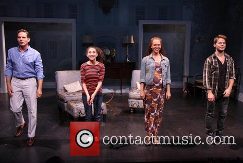 Paul Anthony Stewart, Alexis Molnar, Erin Cummings and Randy Harrison 1