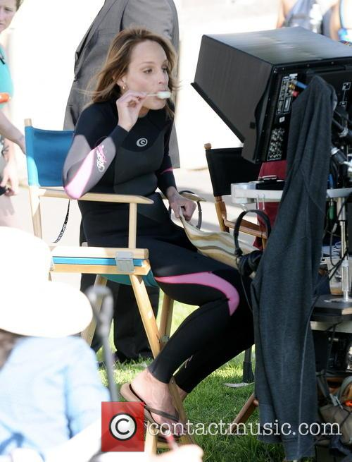helen hunt helen hunt on location 3801907