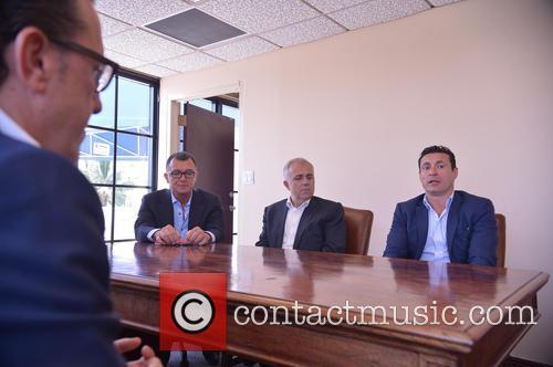 Valencia, Guest, Salvador Belda and Amadeo Salvo Lillo 5
