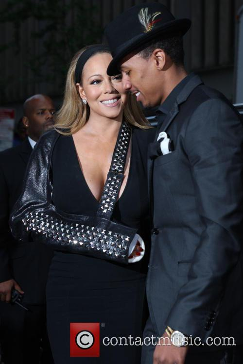Nick Cannon, Mariah Carey, ziegfeld Theatre