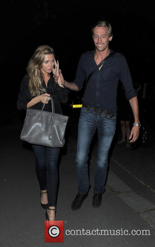 Abbey Clancy, Abigail Crouch and Peter Crouch 10