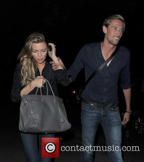 Abbey Clancy, Abigail Crouch and Peter Crouch 11